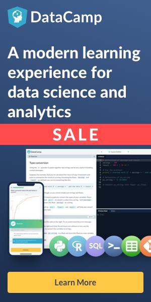 datacamp datascience courses